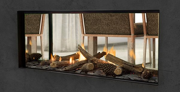 DS1150 gas fireplace