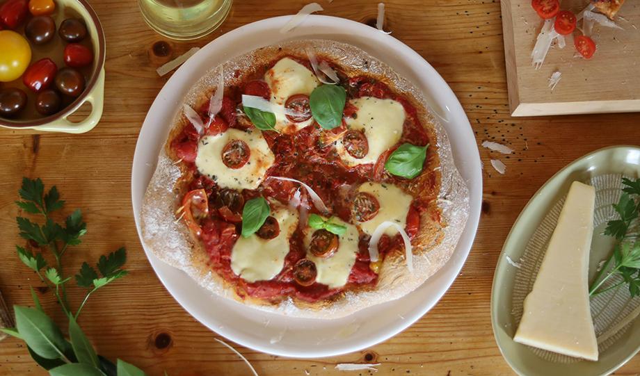 escea ek pizza oven accessory pizza margherita 2