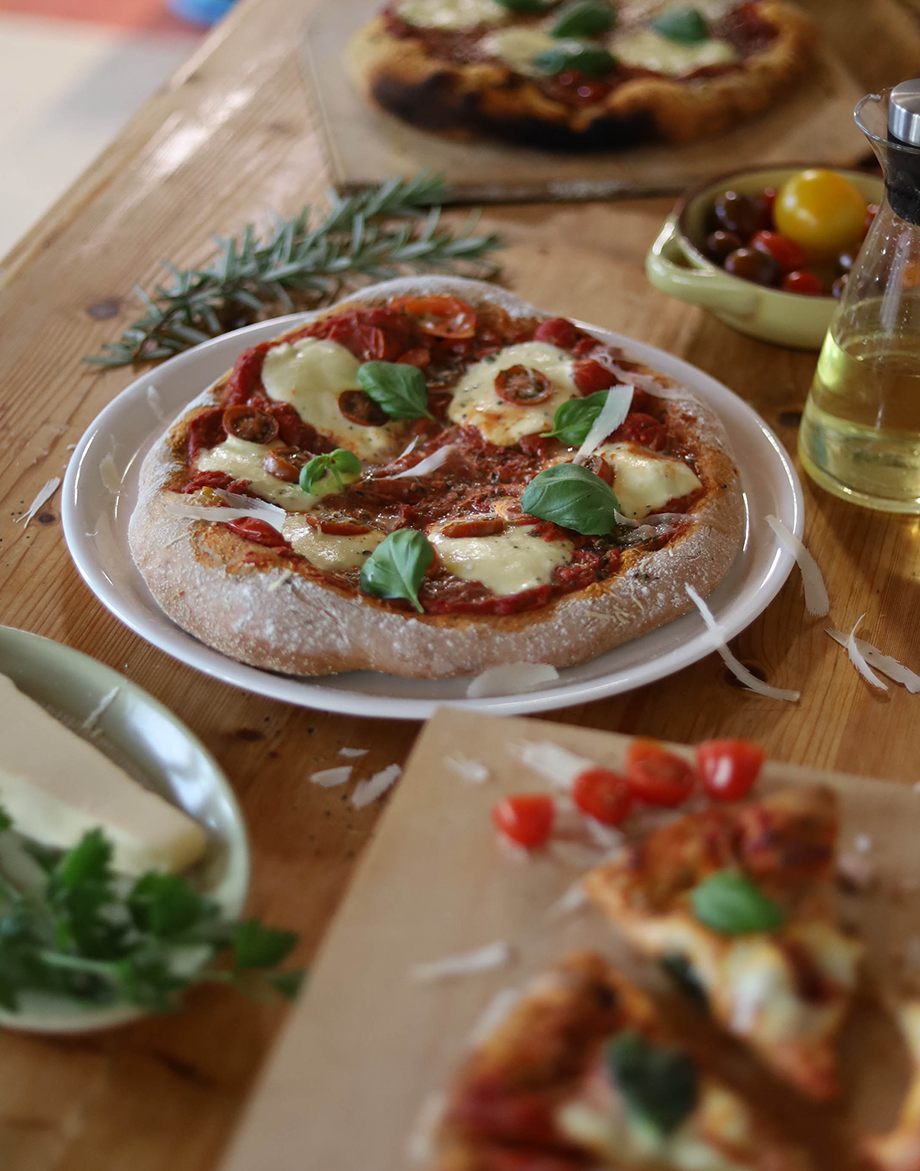 escea ek pizza oven accessory pizza margherita 3