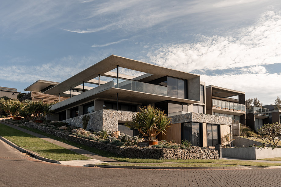 Concrete Muse:  Bunker House by Futureflip