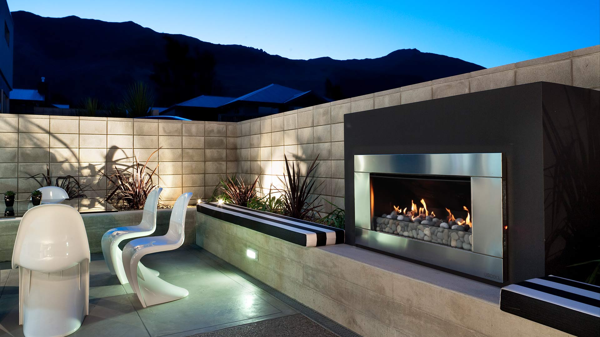 Outdoor Fireplace Kitchen Ef5000