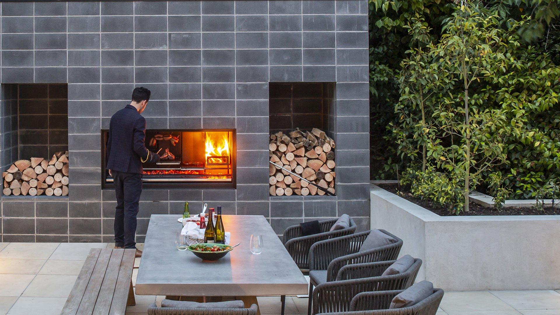 Escea Outdoor Kitchen And Ek Series