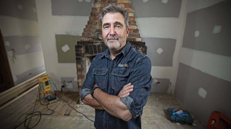 Video Series:  Peter Wolfkamp's Fireplace reno