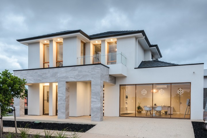 APS Homes display home