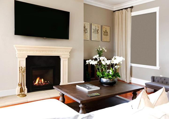 The new AF700 gas fireplace can be retrofitted into existing cavities, allowing you to retain character features, like mantles and tiling. See one in real life at the Sydney Home Show
