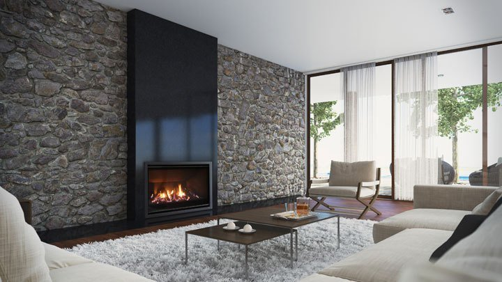 Escea's new AF960 gas fire