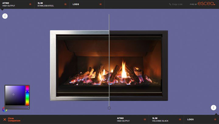 Fireplace Designer in Your Pocket
