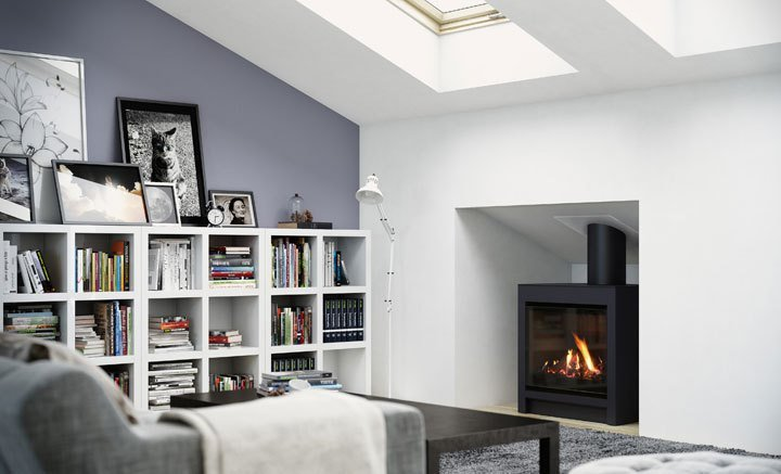 Introducing Escea's FS730 Freestanding Gas Fireplace