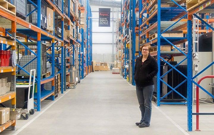 eet Escea's new Production Manager