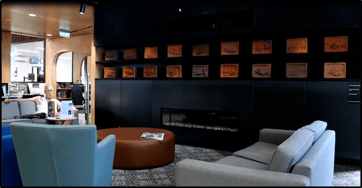 New Devonport Library Interior