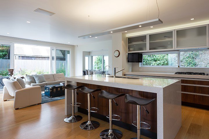 Politely Modern Home Kitchen
