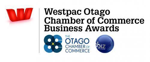 Westpac Otago Business Award Logo