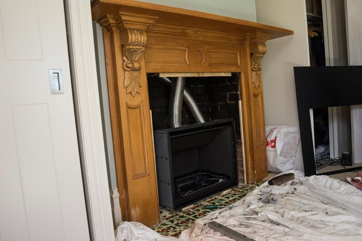 What is the best fireplace to choose when you are renovating