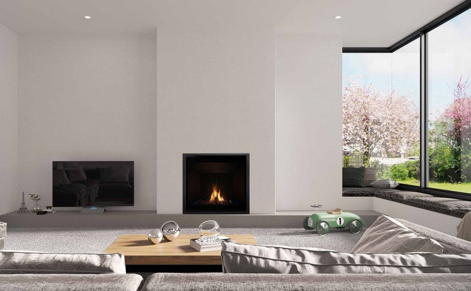 9 Ways to Install the New DF990 Gas Fireplace