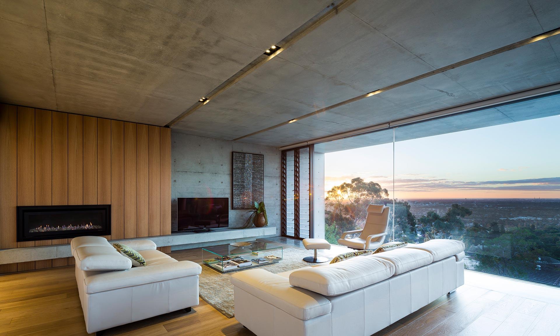 Award Winning Adelaide Home 'Plane Tree House'