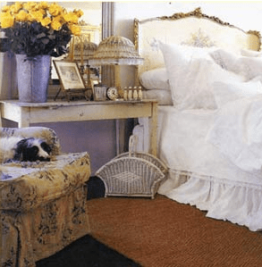 How to create a relaxing and romantic bedroom