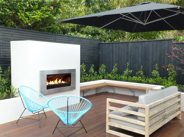 escea ef5000 outdoor gas fireplace
