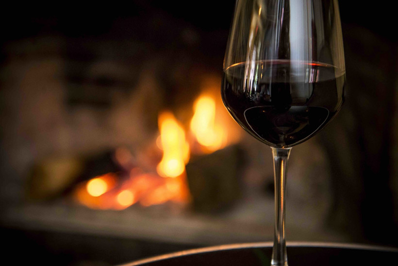 Fireside: Wine Temperature Tips & Tricks