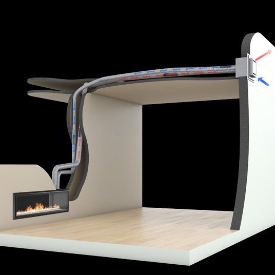Design Freedom Series: What Does Flexible Flue Technology Mean?