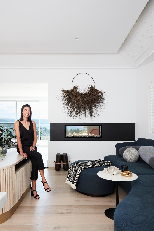 Home Tour: Nina Maya's Palm Beach Weekender
