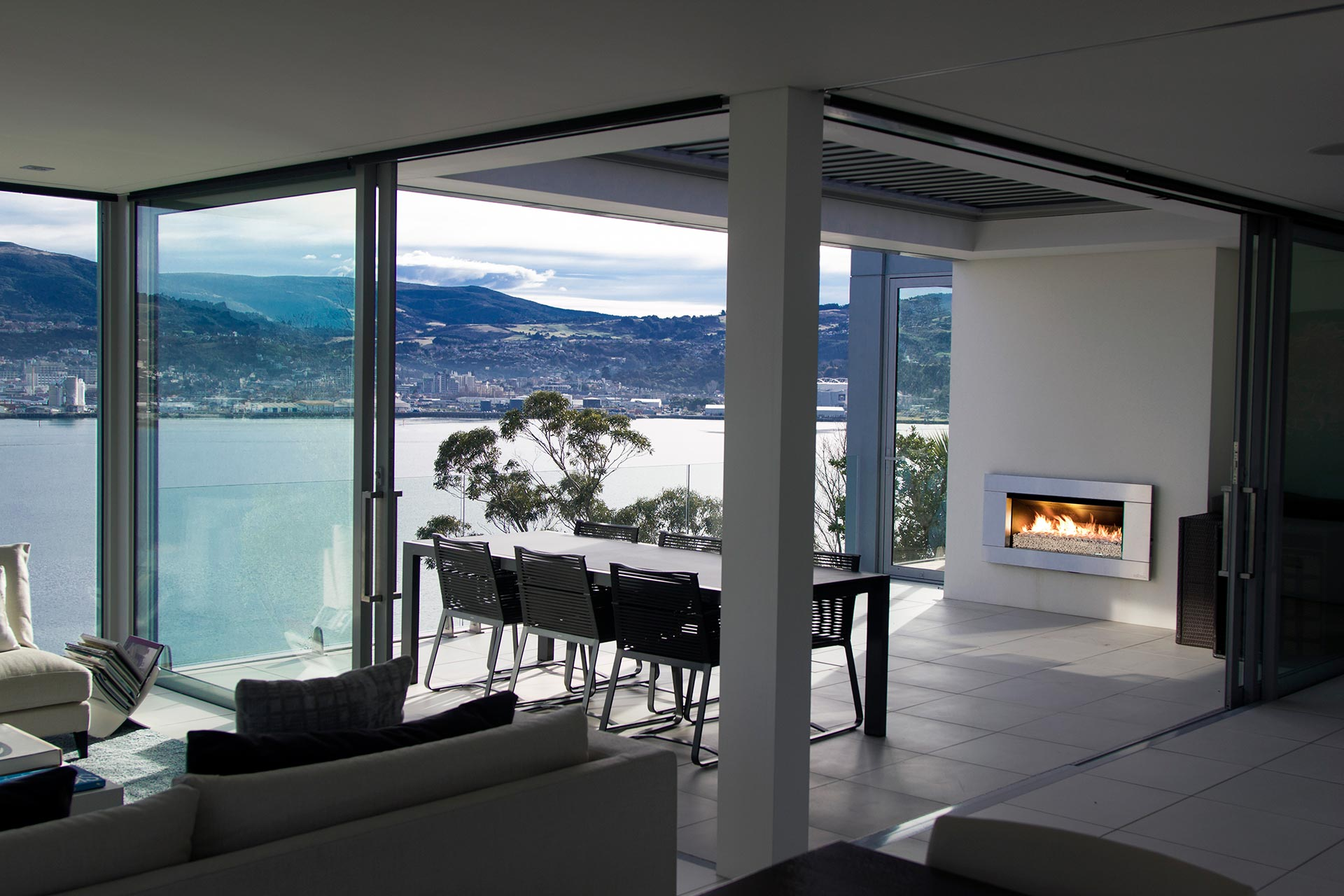 This Dunedin home is a hill-top sanctuary