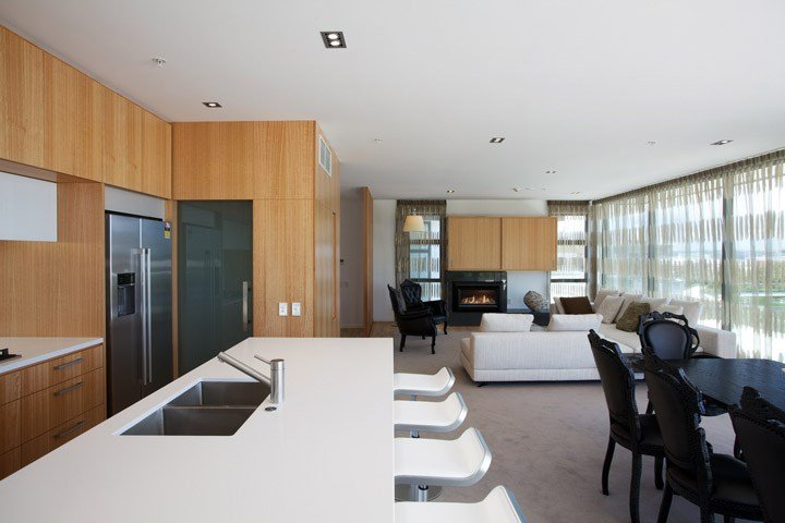 Penthouse Apartment Auckland with Escea DL850