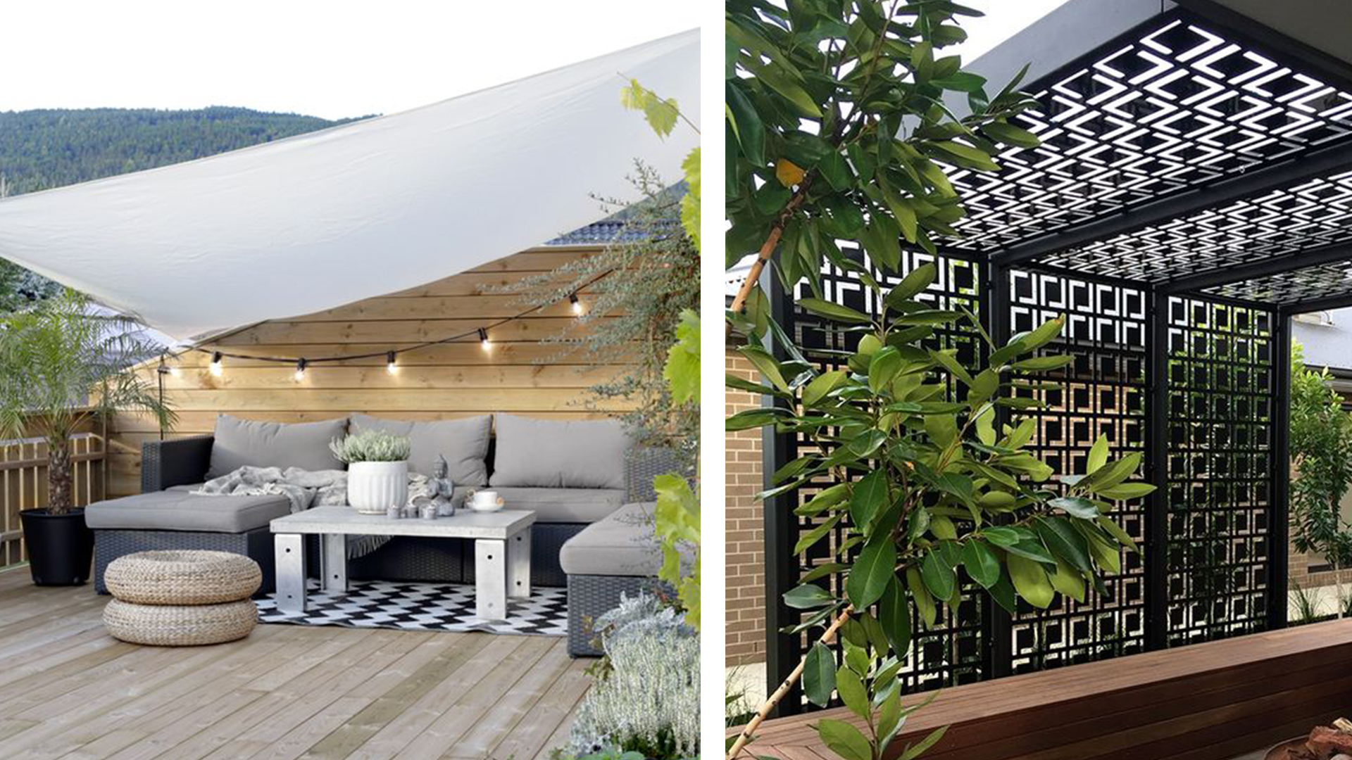 7 Ideas for Outdoor Living Spaces