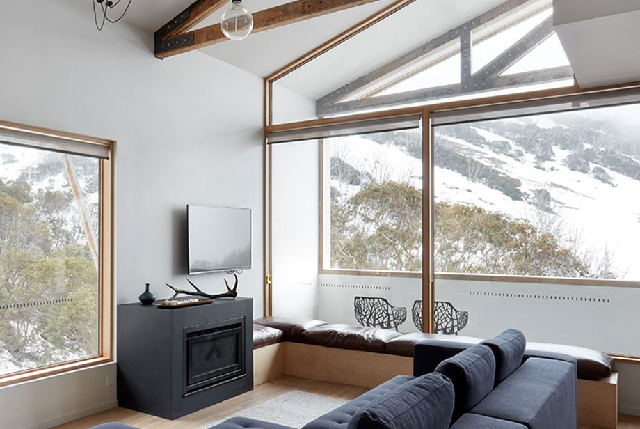 An idyllic winter escape in Falls Creek