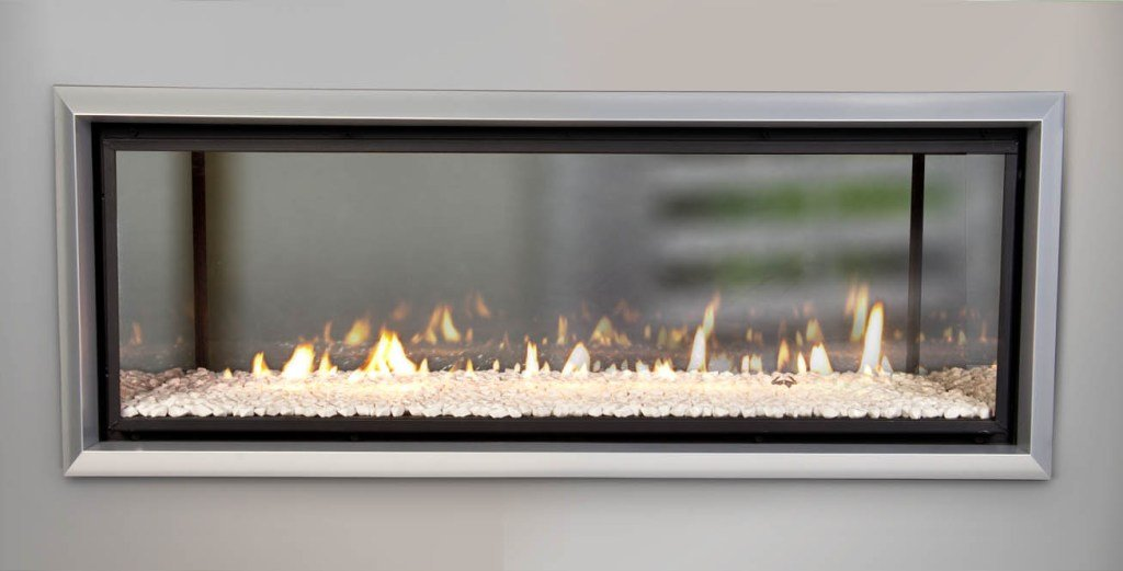Make Double The Impact With A Double Sided Fire