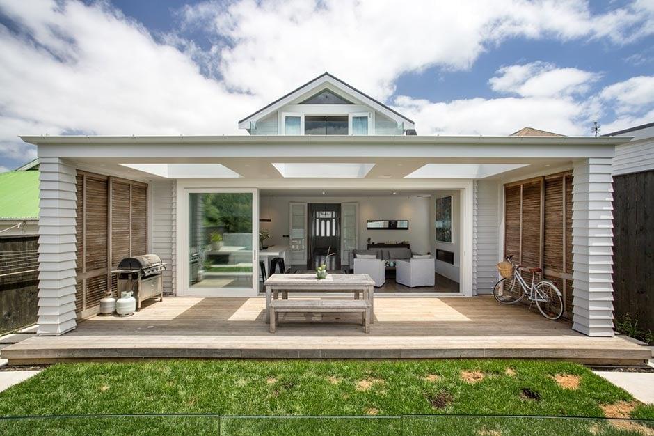 Jessops Architecture Backyard